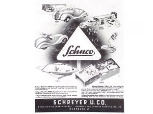 брошура Schuco (Schreyer & Co)