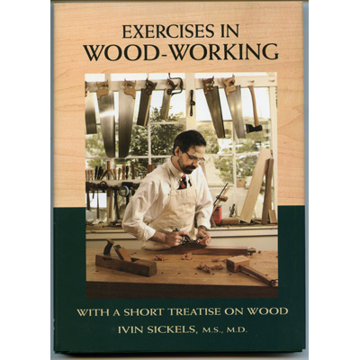 Книга Exercises in Woodworking, Ivin Sickel