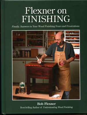 Книга Flexner on Finishing, Bob Flexner