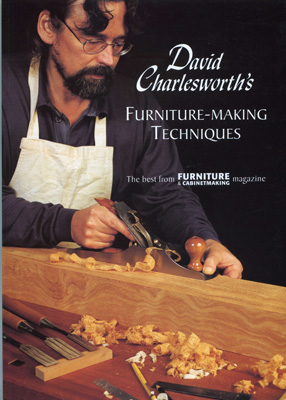 Книга Furniture-Making Techniques Vol. I, David Charlesworth