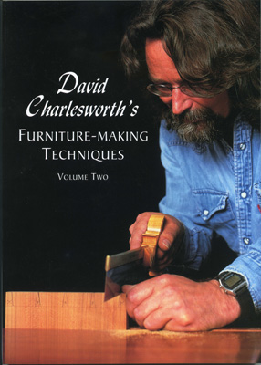 Книга Furniture-Making Techniques Vol. II, David Charlesworth