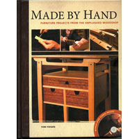 Книга 'Made By Hand', Tom Fidgen  with DVD