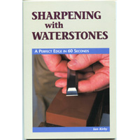 Книга 'Sharpening with Waterstones', Ian Kirby