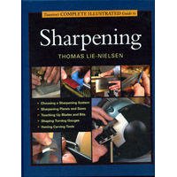 Книга 'Sharpening', Thomas Lie-Nielsen