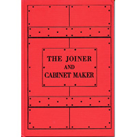 Книга 'The Joiner and Cabinet Maker', Chris Schwarz & Joel Moskowitz