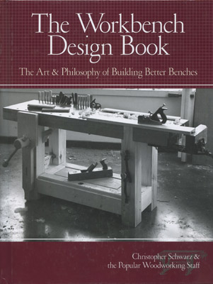 Книга The Workbench Design Book, Christopher Schwarz