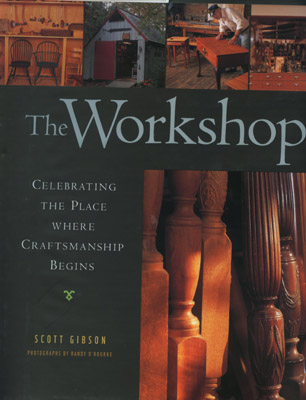 Книга 'The Workshop', Scott Gibson
