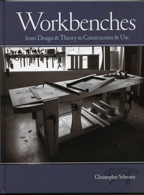 Книга 'Workbenches', Christopher Schwarz