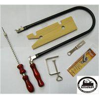 Набор для выпиливания SMSA (лобзик, пилки, столик, дрель, струбцина)