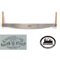 Пила двуручная Garlick/Lynx 'Two Man Crosscut Saw', 122cм (4ft)