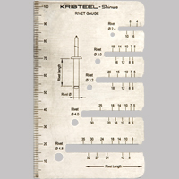 ������� Kristeel Rivet Gauge, ��� ����������� �������� ������� �������