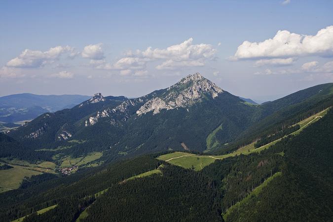 Гора Rozsutec