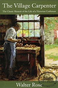 Книга 'The Village Carpenter', Walter Rose