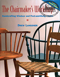 Книга 'The Chairmaker's Workshop', Drew Langsner