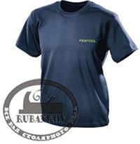 футболка festool мужская