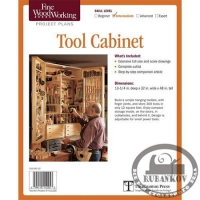 ���� ���������� ����������������� �����, Fine Woodworking Tool Cabinet