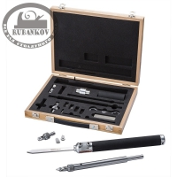 Набор токарный Robert Sorby Sovereign Deluxe Turnmaster Tool Set, в дер.ящике