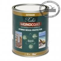 Масла Rubio Monocoat Hybrid Wood Protector для наружных работ