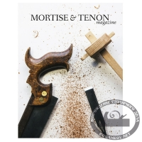 Книга 'Mortise & Tenon Magazine Issue one'