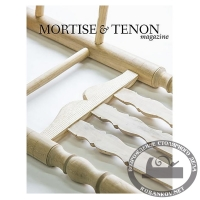 Книга 'Mortise & Tenon Magazine Issue Two'