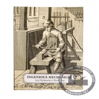Книга 'Ingenious Mechanicks - Early Workbenches & Workholding', Christopher Schwarz