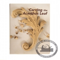 Книга 'Carving the Acanthus Leaf', Mary May