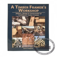 Книга 'A Timber Framer's Workshop ', Steve Chappell