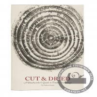 Книга 'Cut & Dried: A Woodworker's Guide to Timber Technology', Richard Jones