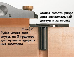 Упор верстачный, Veritas Bench Blade Standard Post