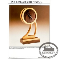 Книга *The Complete Guide to Making Wooden Clocks*, John A. Nelson