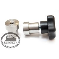 Винт Clamping Knob для упоров Veritas Stainless-Steel Parf Dogs