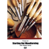 DVD Starting Out Woodturning