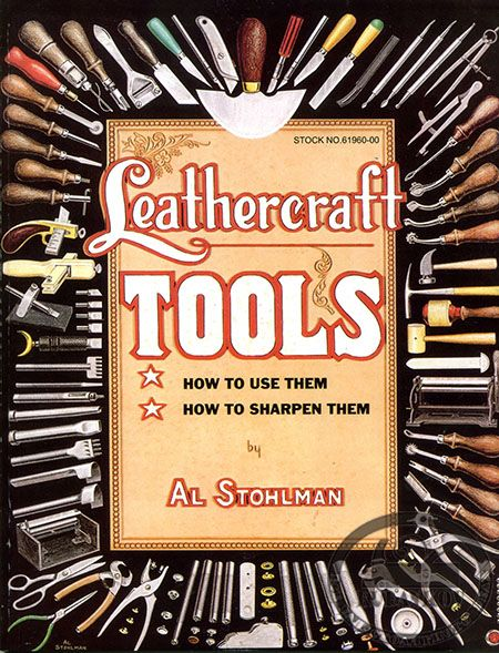 Книга *Leathercraft Tools*, Al Stohlman