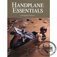 Книга 'Handplane Essentials'