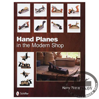Книга 'Hand Planes in the Modern Shop'