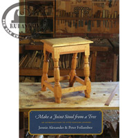Книга 'Make a Joint Stool from a Tree'