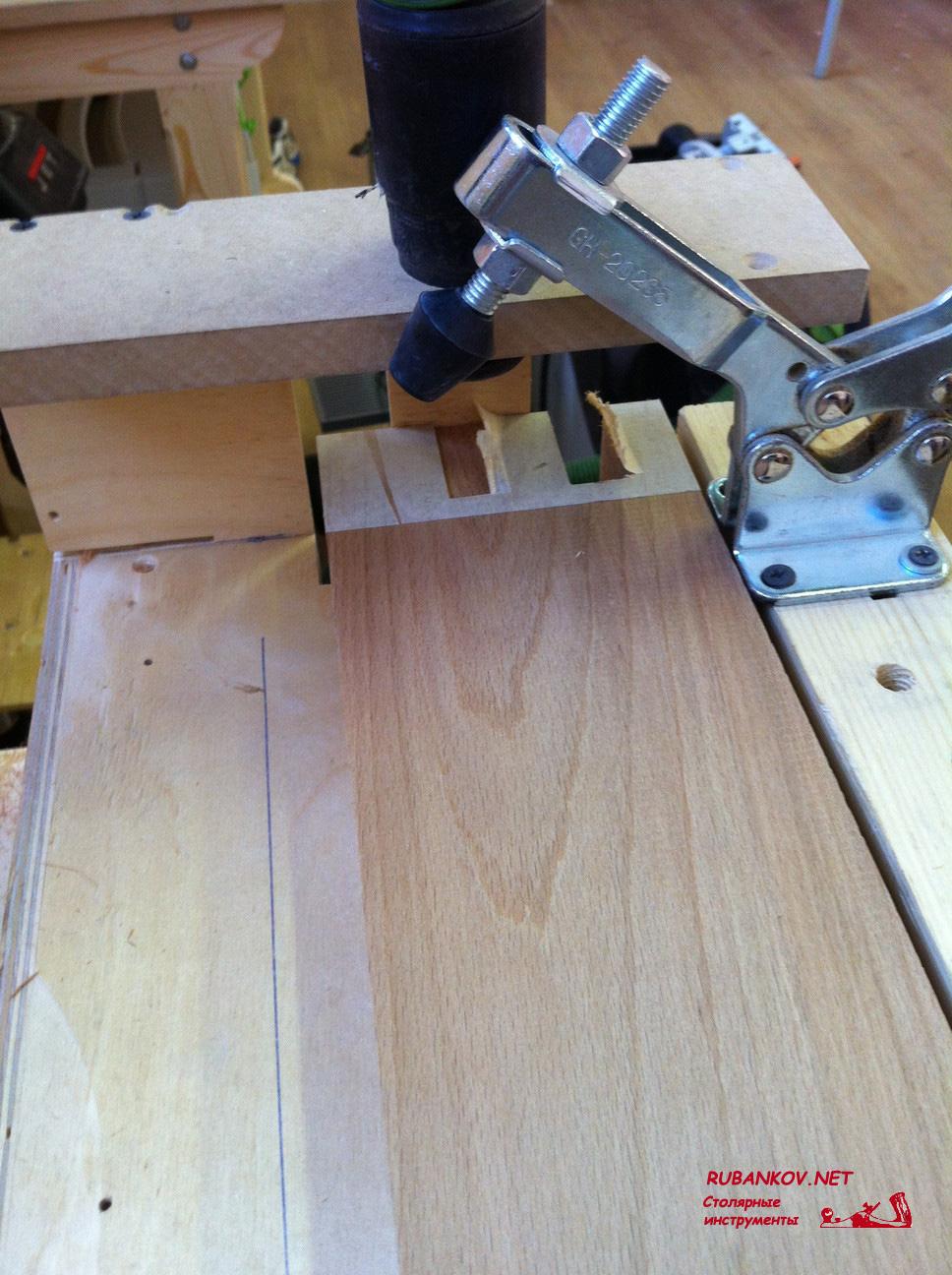 Шаблоны для фрезера для петель: инструкция по использованию 1