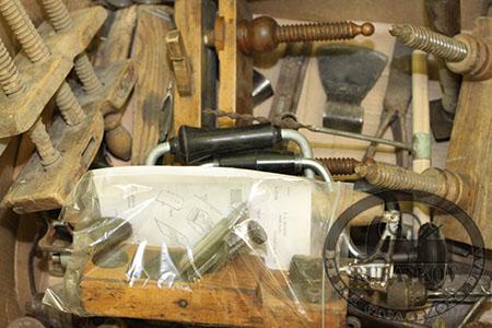 реставрация инструмента