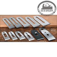 Ножи для рубанков Stanley и Record из стали PM-V11