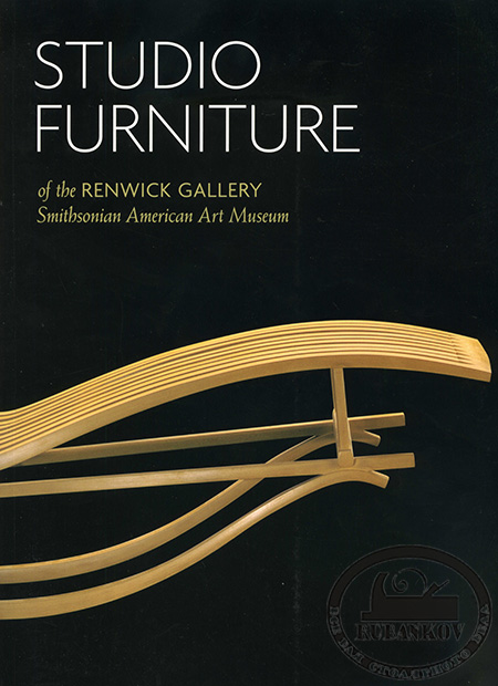 Книга Studio Furniture of the Renwick Gallery