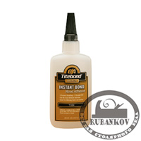 Клей Titebond Instant Bond Wood Adhesive, 28.4г