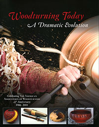 Книга 'Woodturning Today'