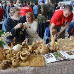 Фестиваль столярного Дела 2015 - уголок мастеров