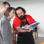 Федор Бондарев на Фестивале столярного Дела 2015