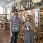 супруга Руслана Косинкина получила подарок за мужа