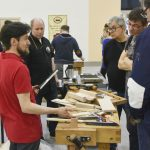 Сергей Клейн о работе ручными инструментами на #фсд18