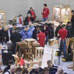 Столярные мастер-классы на фестивале столярного дела 2018