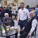 Николай Шлёнов, представитель Pinie, ... (Слева на право) #фсд18