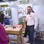 Инструменты Pinie на Фестивале столярного дела 2018