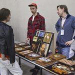 Мастерская Арсения и Александра Воробьевых и их работы на #фсд18